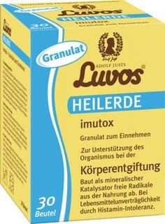 Luvos Heilerde imutox Granulat, € 7,95