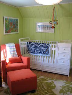 Combo crib