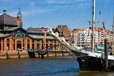 Nach dem Feiern auf den Fischmarkt – Oder: Was in keiner Top-10-Liste der Attraktionen in Hamburg fehlen darf