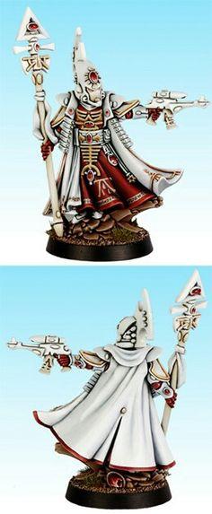 Sweet Eldar miniature #40K