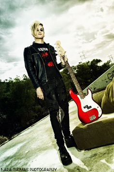 Tommy Joe Ratliff  Photoshoot with Kara Thomas