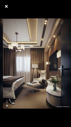 24 Ways to Make a Low Basement Ceiling Ideas Look Higher Modern and Contemporary Ceiling Design for Home Interior 57 Decor The post 24 Ways to Make a Low Basement Ceiling Ideas Look Higher appeared first on DIY Shares. House Ceiling Design, Modern Bedroom, Bedroom Interior, Bedroom Design, Luxurious Bedrooms, Ceiling Design Modern, Home Ceiling, Ceiling Design Living Room, Ceiling Design Bedroom
