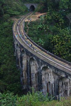 Demodara Nine Arch Bridge (Ella, Sri Lanka):                                                                                                                                                                                 More