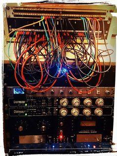 Botones, Cables....de la grabación de NW.