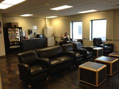 KenWorth drivers lounge Utah