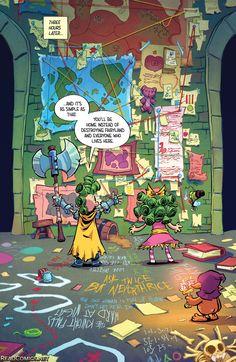 I Hate Fairyland (2015) 10 Page 1