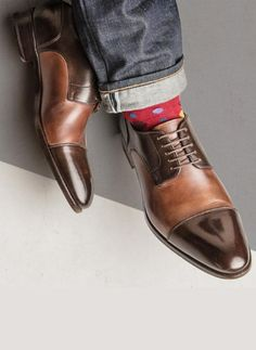 67bbcf24da9f Italian vs American Dress Shoes