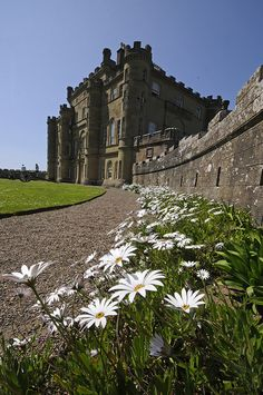 Culzean Castle,  Ayrshire, Scotland
