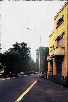 Koste Glavinica street.
