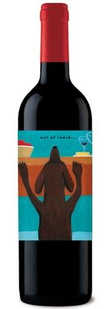 """009 """"Out of Reach"""" Muttitage Red Wine"""