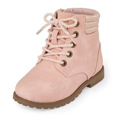 s Toddler Sparkled Ginger Boot - Pink - The Children's Place