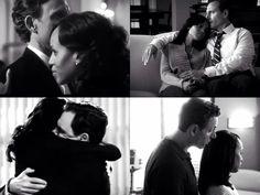 Olivia and Fitz