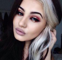 Love her make up style -Jamie Genevieve.