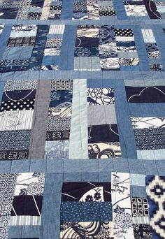 Image result for what is japanese boro quilt