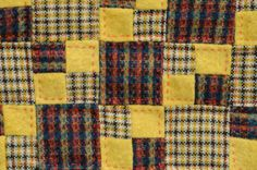 wool Quilts | simple welsh quilts with elaborate hand quilting and stunning ...