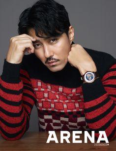 Cha Seung Won in Arena Homme Plus Korea October 2016 Asian Actors, Korean Actors, Cha Seung Won, Lee Hyori, Lee Byung Hun, Into The Fire, Korean Entertainment, Korean Star, Korean Model