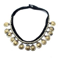 Desert Tribes Afghani Necklace - Child of Wild