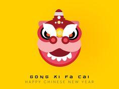 Gong Xi Fa Cai on Behance