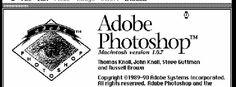 Photoshop, un cuarto de siglo diseñando el mundo / @hojaderouter   #readyfortechnology