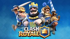 supercell clash royale hd HD Background