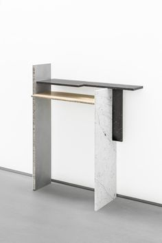 German Designer Sebastian Scherer Has Created A Series Of Tables Called Isom.  | T A B L E S | Pinterest | Tables, Glass Table And Desk Stool