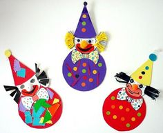 Mardi Gras - My grandchildren and I - Made with schwedesign.de Mardi Gras – My grandchildren and I – Made with schwedesign. Clown Crafts, Duck Crafts, Circus Crafts, Carnival Crafts, Carnival Ideas, Fun Crafts For Kids, Toddler Crafts, Diy For Kids, Diy And Crafts