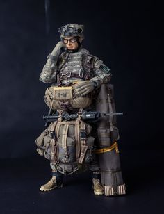 Airborne Army, Airborne Ranger, Army Infantry, Future Soldier, Army Soldier, Navy Seal Gear, Mexican Army, Military Drawings, Military Action Figures