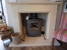 Colnestoves.Elite Dorsington Fireplace. Charnwood Cove 2. See at our new showroom. Call 01284 388188. http://www.charnwood.com/where-to-buy.aspx