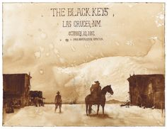Black Keys in Las Cruces