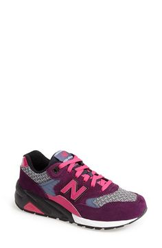 premium selection 58c1a fd5c3 New Balance  580  Neon Glow Sneaker (Women) available at  Nordstrom Wide