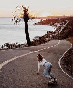Likes, 44 Comments - Surfer Lifestyle Malibu California, Malibu Surf, Beach Aesthetic, Summer Aesthetic, The Road, Foto Instagram, Instagram Lifestyle, Longboarding, Jolie Photo