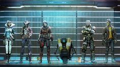 Borderlands Pre Sequel lineup, Guardians of the Galaxy style