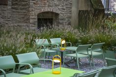 Ara @ Green Design - I maestri del paesaggio 2017 Outdoor Furniture Sets, Outdoor Decor, Pantone Color, Greenery, The Originals, Architecture, Green Ideas, Design, Chair