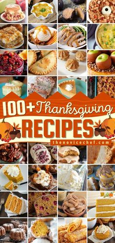 Plan the ultimate Thanksgiving feast! These Thanksgiving dinner recipes are classic favorites. Find the perfect addition to your menu list, including appetizers, side dishes, main dish ideas, and even…