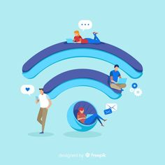 Wifi is needed by everyone because everyone have smart phones for living but with Du Internet Wifi you will get amazing speed and discounts Wireframe, Best Internet Provider, Wifi, Design Kaos, Hugging Drawing, Home Internet, Smart Home Technology, Typographic Poster, Video Wall
