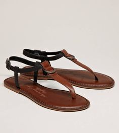 AEO D-Ring T-Strap Sandal...2012 Summer must have!