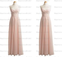 A-line Sweetheart Sleeveless Floor-length Chiffon Fashion Bridesmaid Dress Long Prom Dress Formal Evening Dress Party Dress 2014 With Sash