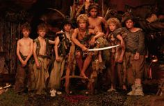 The Lost Boys from the Newest Film