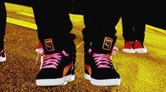 Puma shoes worn by Gwen Stefani in BABY DON'T LIE by Gwen Stefani (2014) @puma
