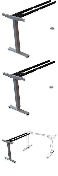 Speaker Mounts and Stands: Lorell Sit Stand Desk Silver Third-Leg Add-On Kit (Llr-99851) (Llr99851) -> BUY IT NOW ONLY: $419.43 on eBay!