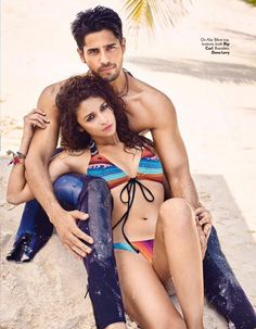 Alia & Sid |Vogue India March 2016