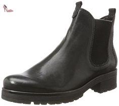Gabor Shoes Comfort Sport, Bottes Femme, Gris (31 Elephant Micro), 35 EU