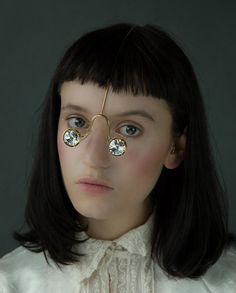 akiko shinzato focuses another skin jewelry collection on enhancing one's face