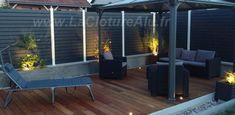 Palissade Alu pour Jardin Design Fence Gate, Fences, Terrasse Design, Outdoor Furniture Sets, Outdoor Decor, Fence Design, Photos, Home Decor, Gardens