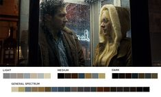 Movies in Color is a site featuring stills from movies along with their corresponding color palettes. Curated by graphic designer named Roxy Radulescu, the site Movie in Color is updated daily.