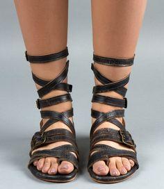40ac245d625 BedStu Sandal Black Gladiator Sandals