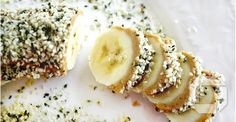 Banana - peanutbutter snack