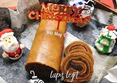 Resep Lapis Legit Gulung oleh Iris May Lapis Legit, Hot Dog Buns, Cake Recipes, Sausage, Recipies, Vanilla, Muffin, Food And Drink, Cooking Recipes