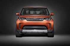 Das Design des Land Rover Discovery wird nur behutsam weiterentwickelt. Dafür…