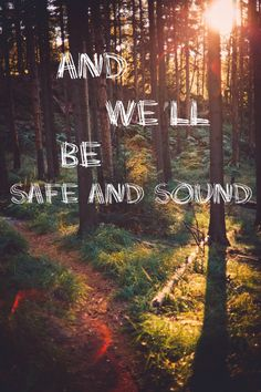 Safe and Sound by Taylor Swift